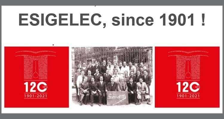 L'ESIGELEC fête ses 120 ans