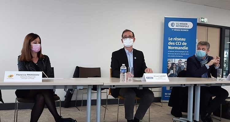 CCI Rouen Métropole : soutenir et accompagner les commerçants