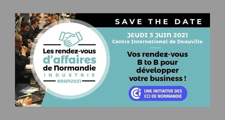 Rendez-vous d'Affaires de Normandie Industrie – Inscriptions jusqu'au 23 avril