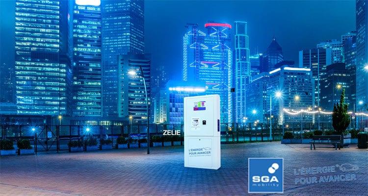L'entreprise rouennaise SGA Mobility, partenaire de la mobilité électrique des Normands