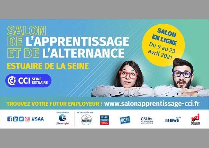 Salon de l'apprentissage et de l'alternance Estuaire de la Seine