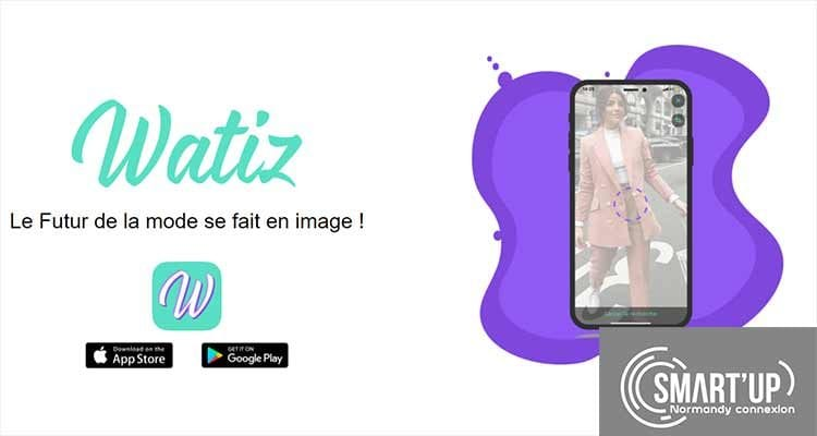 Watiz, de la pépinière Smart'Up à la StationF !