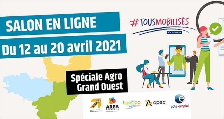 Du 12 au 20 avril : la semaine de l'emploi spéciale Agro Grand Ouest