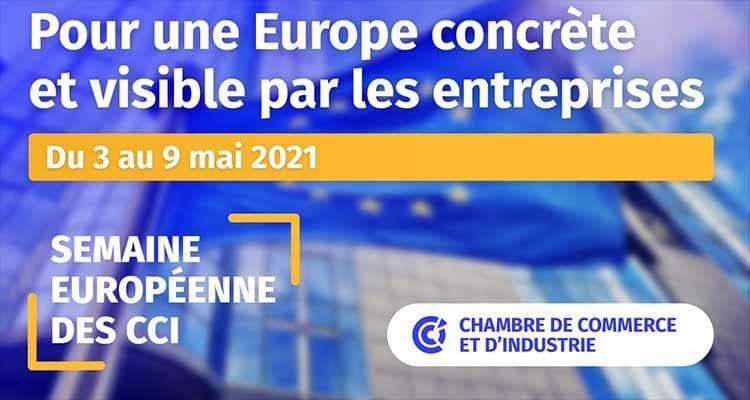 Semaine Européenne des CCI : l'Europe vue par les chefs d'entreprise !