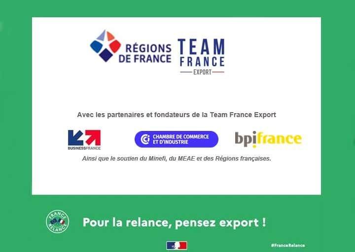 Les Régions et la Team France Export : une équipe au service des entreprises et de la reconquête des marchés étrangers