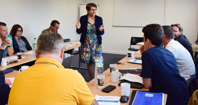A la découverte de la formation de « Chef d'entreprise, Développeur de PME »