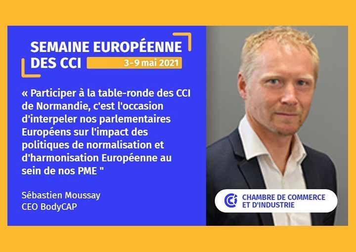 Semaine Européenne des CCI – «L'Europe vue par les chefs d'entreprise»
