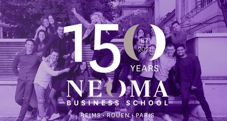 NEOMA fête ses 150 ans