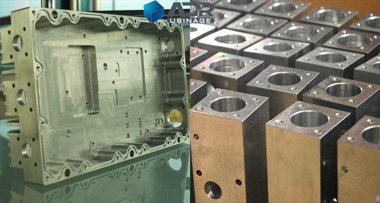 Les spécialistes normands de la mécanique de précision LEBLANC SA et SOFAME reprennent ADR Usinage