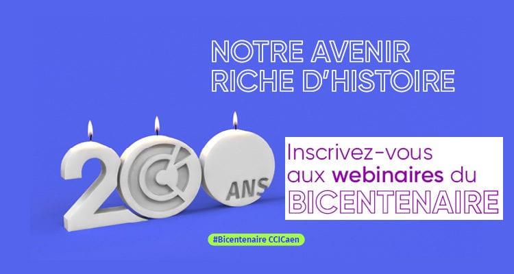 La CCI Caen Normandie célèbre ses 200 ans