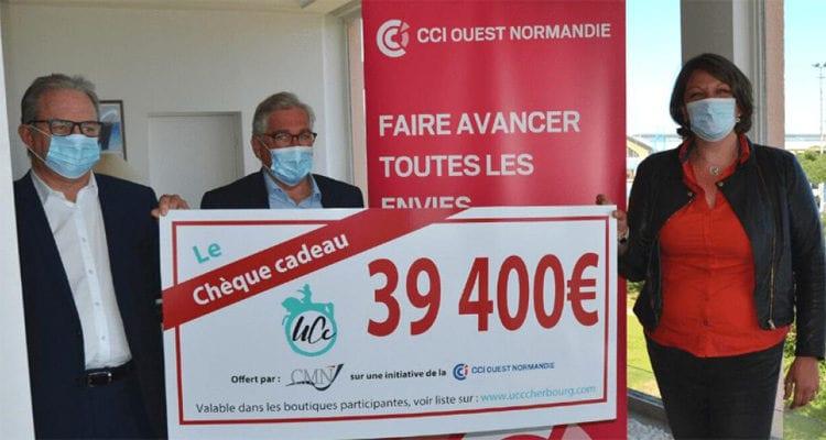 La CCI Ouest Normandie renouvelle son opération Chèques-cadeaux