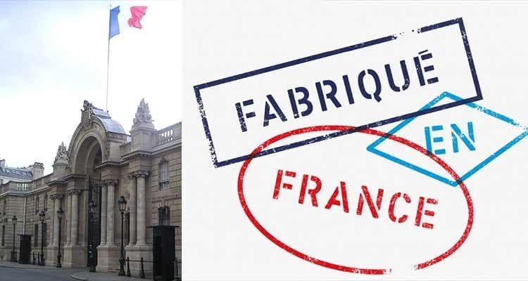 Grande Exposition Fabriqué en France : 7 normands à l'Elysée !