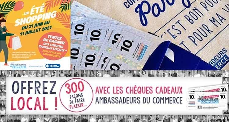 La CCI Seine Estuaire lance l'opération Un Eté Shopping
