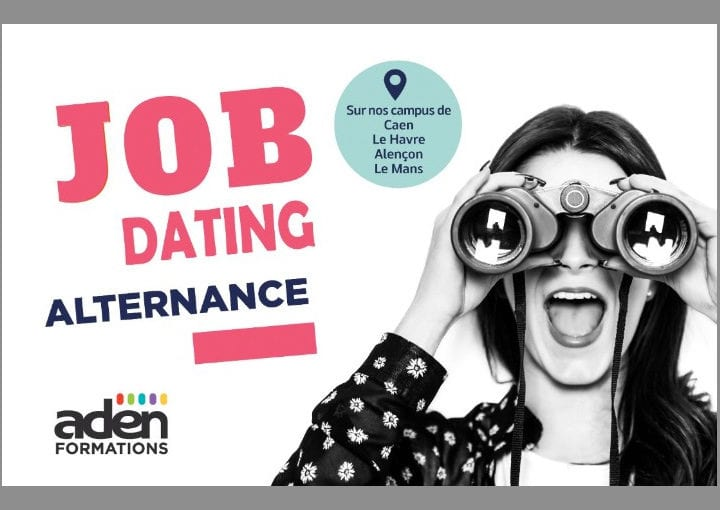 Job dating alternance chez ADEN Formations
