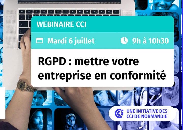 RGPD : mettre votre entreprise en conformité