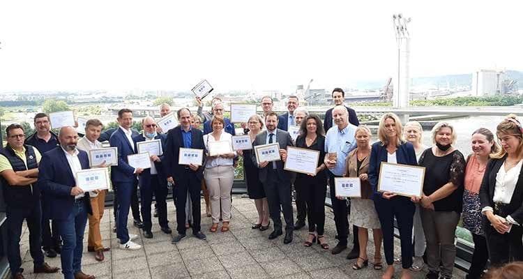 La CCI Rouen Métropole, Grand Prix du jury JNCP