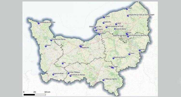 France Relance : Un nouvel appel à projets pour le recyclage des friches en Normandie