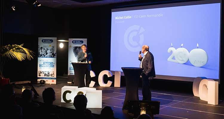 A Caen, la CCI préside à la destinée économique du territoire depuis 200 ans