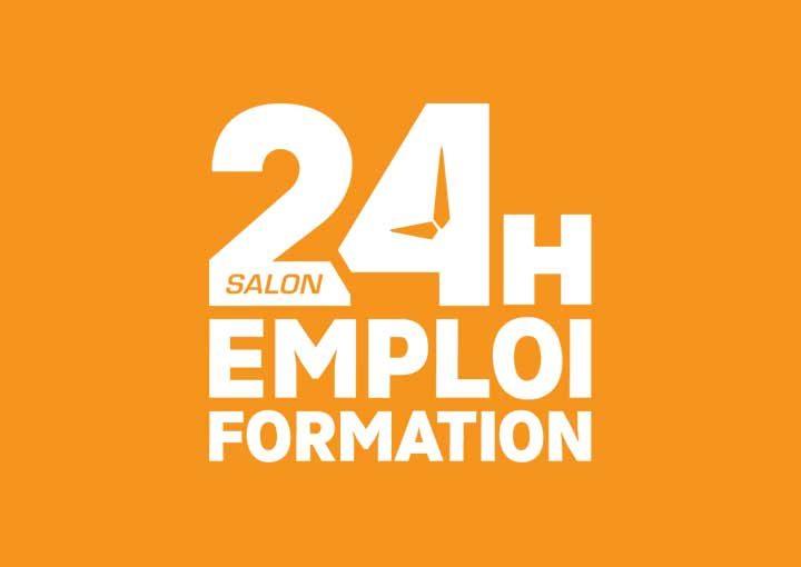 Salon 24 Heures pour l'Emploi et Formation : 6 dates en Normandie