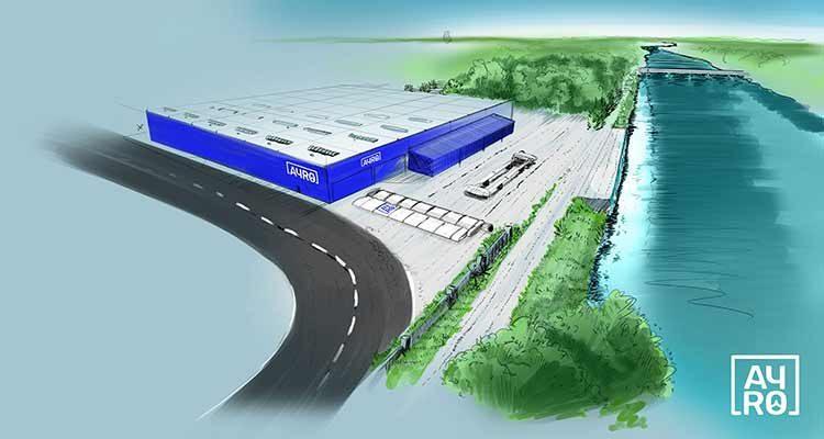 AYRO installe son usine à Caen pour fabriquer les Oceanwings®, des ailes de propulsion pour les navires de commerce
