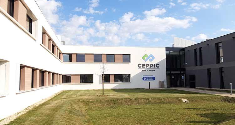 Formation continue : de nouveau locaux pour le CEPPIC et ses 350 formations interentreprises