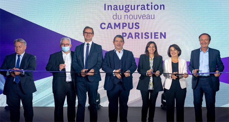 Pour ses 150 ans, NEOMA s'offre un campus parisien