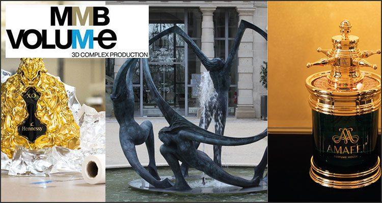 MMB VOLUM-e, partenaire historique des maisons de luxe, exposait au salon LuxePack de Monaco. L'occasion idéale pour fêter son 50ème anniversaire.