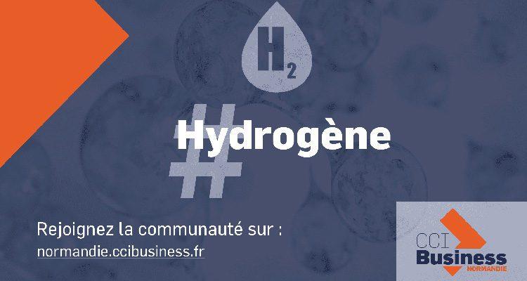 Les CCI stimulent et structurent la filière hydrogène en lançant leur communauté dédiée.