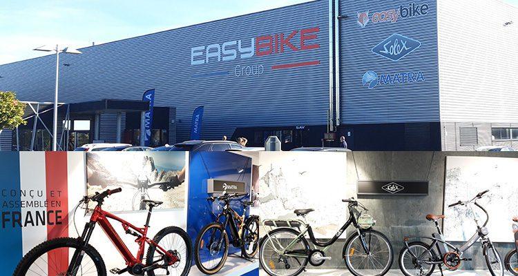 Nouveau départ pour le fabricant normand de vélos électriques Easybike