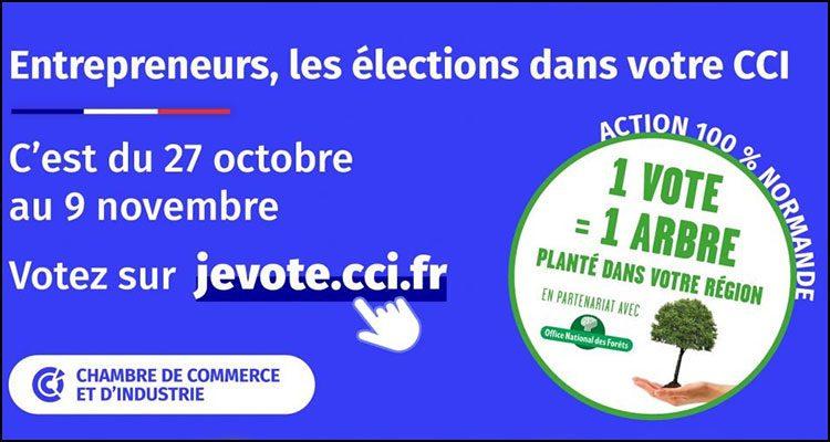 Du 27 octobre au 9 novembre, on vote pour les CCI !