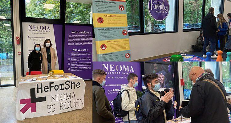Le bien-être des étudiants : une réelle préoccupation chez NEOMA