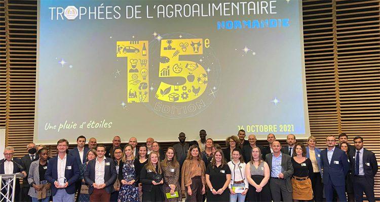 L'AREA Normandie récompense les talents de l'agroalimentaire!