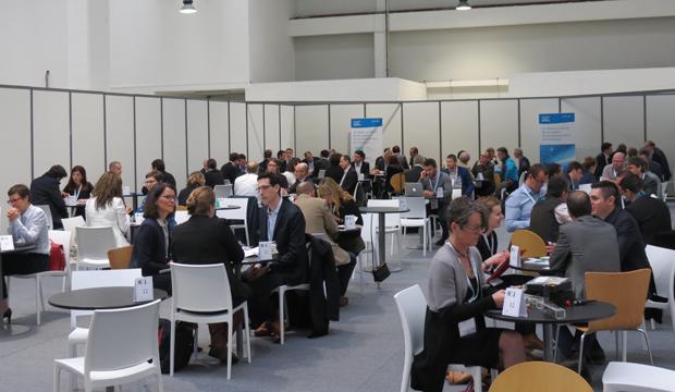 Rencontres BtoB sur la  convention Seanergy